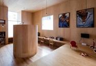 """Căn nhà phố nhỏ xinh ở Nhật Bản được mệnh danh là """"thiên đường của sự tối giản"""""""