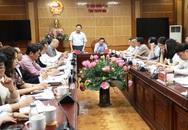 Đoàn công tác Bộ Y tế làm việc tại Thanh Hoá về thực hiện công tác dân số và phát triển