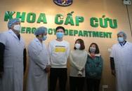 Việt Nam chữa khỏi thêm 3 ca mắc nCoV, xuất viện chiều nay