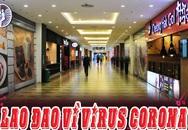 Hàng quán ế ẩm, trung tâm thương mại đìu hiu vì virus corona
