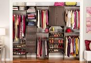 """6 lỗi sai mà """"ai cũng làm"""" khi cất quần áo vào tủ"""