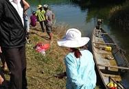 Nóng: Lật thuyền ở Huế, đôi vợ chồng chết đuối, 1 người mất tích