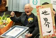 Người đàn ông thọ nhất thế giới 112 tuổi