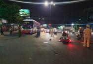Chạy xe máy băng qua đường, gia đình 3 người bị xe tông khiến bé trai 5 tuổi tử vong