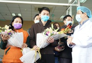 TIN VUI: Bác sĩ Việt tiếp tục lập công, thêm 2 bệnh nhân COVID-19 khỏi bệnh