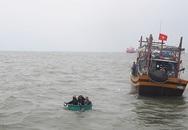Chìm tàu cá, 6 thuyền viên được cứu sống, 1 người mất tích