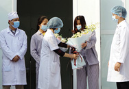 Người bệnh khỏi COVID-19 là những món quà vô giá của ngành Y Việt Nam