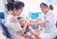 Khám sàng lọc trước tiêm vắcxin phòng bệnh cho trẻ em
