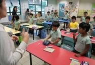 Học sinh Nhật Bản, Singapore hay một số nước có dịch COVID-19 vẫn đi học bình thường