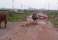 Huyện Nghi Lộc, Nghệ An: Dân khổ vì đường trăm tỉ dở dang