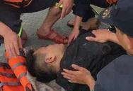 Hà Nội: Cảnh sát kịp thời cứu sống nam thanh niên nhảy cầu Vĩnh Tuy tự tử