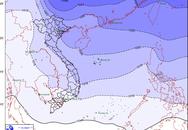 Thông tin mới nhất về không khí lạnh đang tràn xuống miền Bắc
