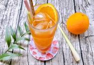 Trà cam sả mật ong giúp thải độc