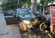 Thông tin mới nhất gây bất ngờ vụ ô tô tông chết tài xế Grab, nữ tiếp viên hàng không trọng thương