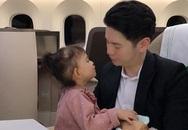 Mai Hồ về Hà Nội thăm gia đình chồng