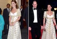 Công nương Kate diện váy '8 năm tuổi' tới thảm đỏ BAFTA