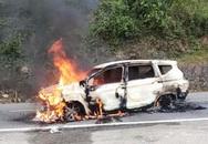 Danh tính 2 người tử vong trong xe sang bị phát nổ