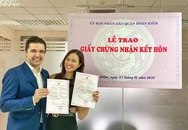 """Giờ mới có giấy kết hôn sau 8 tháng cưới hỏi, MC Phương Mai bị hỏi """"làm giấy khai sinh cho con kiểu gì?"""""""