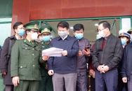 Thứ trưởng Bộ Y tế khuyến cáo Lào Cai làm tốt 4 biện pháp chủ lực trong công tác phòng chống dịch bệnh nCoV