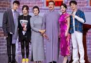 Triệu Vy, Tô Hững Bằng và dàn diễn viên 'Tân dòng sông ly biệt' hội ngộ sau nhiều năm