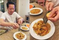 """Có chồng tài nấu ăn thế này bảo sao Phan Như Thảo không thể giảm cân"""""""