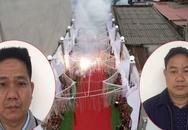 Khởi tố 2 đối tượng đốt pháo đỏ đường trong đám cưới ở Hà Nội