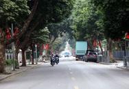 Cuối tuần, đường phố Hà Nội vắng tanh như... mùng 1 Tết