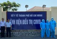 Bệnh viện thứ hai ở TP.HCM chuyên điều trị COVID-19 chính thức hoạt động