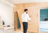 Căn hộ 28 m2 thay đổi diện mạo 2 lần mỗi ngày