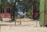 Huyện Nghi Xuân (Hà Tĩnh): Nhà nghỉ container đe dọa rừng phòng hộ