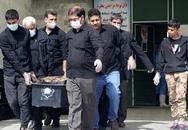 Cứ 10 phút một bệnh nhân Iran tử vong