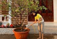 Hoa hậu H'Hen Niê khoe ảnh nhà mới xây cho cha mẹ ở Đắk Lắk vồ tình lộ ảnh em gái xinh đẹp