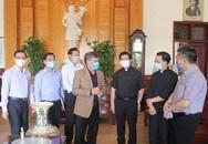 Hải Phòng: Nhiều nhà thờ đơn giản hóa nghi lễ công giáo để phòng chống dịch COVID-19