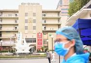 158 nhân viên y tế Bệnh viện Bạch Mai hết thời gian cách ly, được về nhà