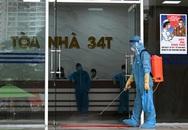 Hà Nội dỡ bỏ phong tỏa tòa nhà 34T Hoàng Đạo Thúy, nơi có phóng viên nhiễm COVID-19