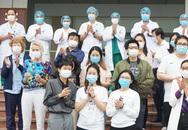 VIDEO: Hạnh phúc vỡ òa của 27 ca COVID-19 được chữa khỏi tại BV Bệnh nhiệt đới Trung ương cơ sở 2