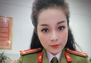 Minh Hương 'Vàng Anh': 'Tự hào khi là trung úy công an'