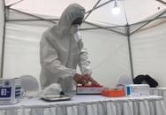Cận cảnh 10 trạm xét nghiệm COVID-19 dã chiến tại Hà Nội vừa triển khai