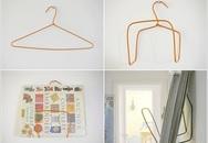 Bạn sẽ không ngờ chiếc móc áo có thể làm được nhiều việc thế này ngoài treo quần áo