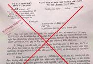 Hải Dương: Đã xác minh được người phát tán công văn giả mạo cho học sinh nghỉ học