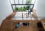 Ngôi nhà 'ruộng bậc thang' trong hẻm ở Bình Định