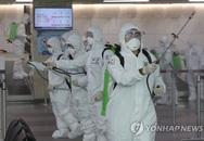 Gần 6.800 người Hàn Quốc mắc COVID-19, 44 người tử vong