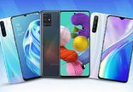 Ba smartphone giá 7 triệu đồng đọ sức