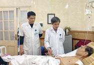 Cùng lúc thay khớp vai và khớp háng cho bệnh nhân ung thư 83 tuổi