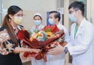 Tăng Thanh Hà đăng ảnh Tiên Nguyễn ngày xuất viện