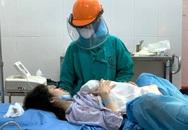 Cô gái 27 tuổi sinh con đầu lòng tại phòng cách ly chống COVID-19