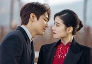 Lee Min Ho hôn nữ thủ tướng trong 'Quân vương bất diệt'