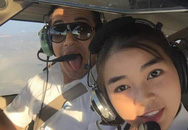 Diệu Thuý: Diễn viên xinh đẹp lấy chồng Tây, bỏ showbiz làm phi công