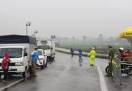 Hơn 10.000 lái xe được kiểm tra thân nhiệt tại 30 chốt kiểm dịch cửa ngõ Thủ đô
