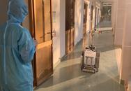 TP.HCM dùng robot khử khuẩn phòng cách ly thay nhân viên y tế
